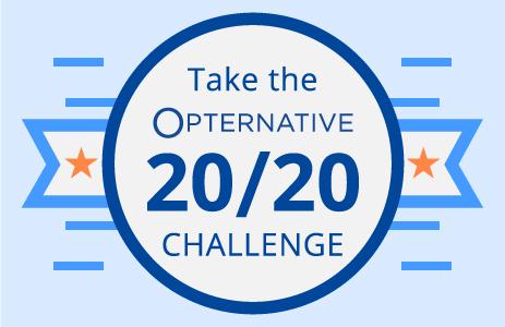 Take the 20/20 challenge